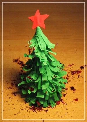 Christmas tree, decorative ornament - Christmas Craft