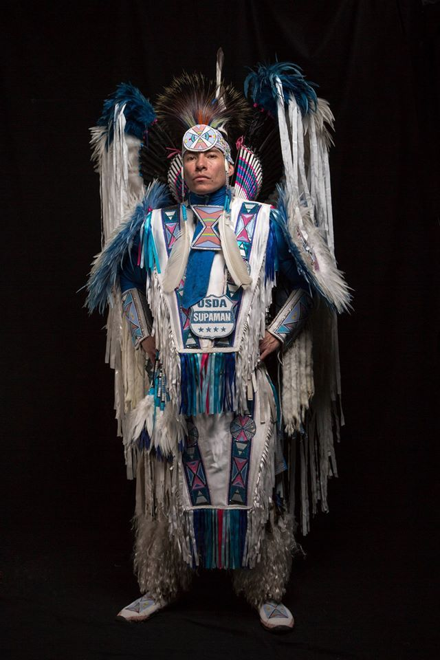 Native American musician Supaman shares his inspiration on this new video!  Watch now!