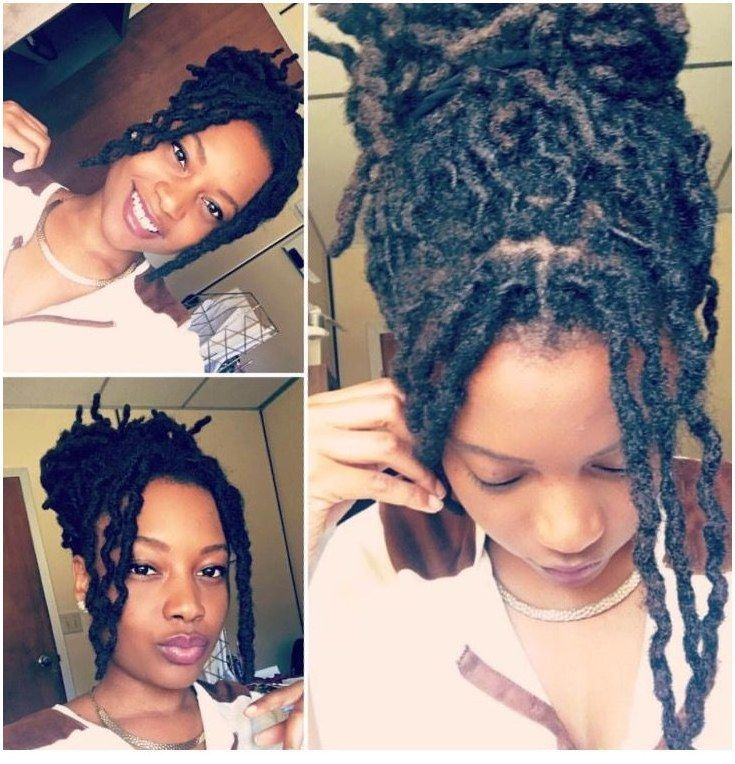 Discover These Long Hairstyles For Men That Are Low Maintenance | Locs hairstyles, Hair styles ...
