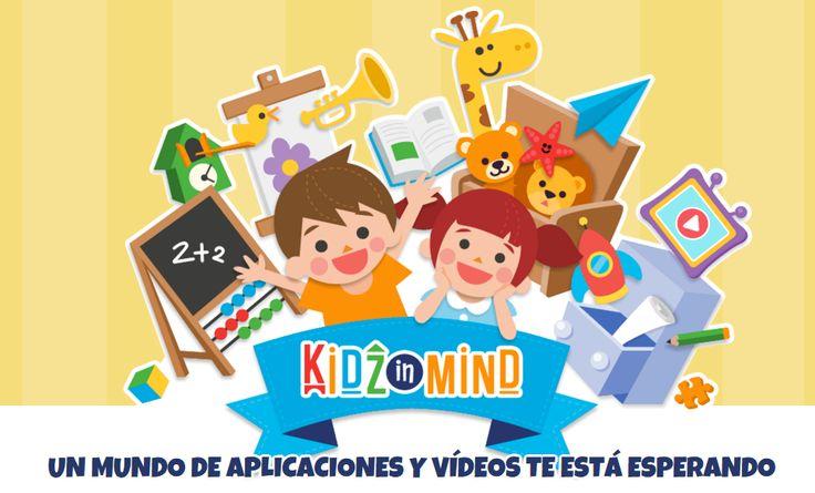 Juegos y aplicaciones móviles para preescolares | La agenda de mamá