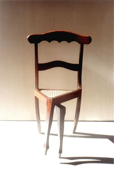 Le mobilier anthropomorphe