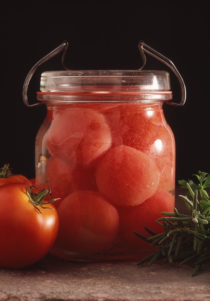 Eingemachte Tomaten - smarter - Zeit: 20 Min. | eatsmarter.de