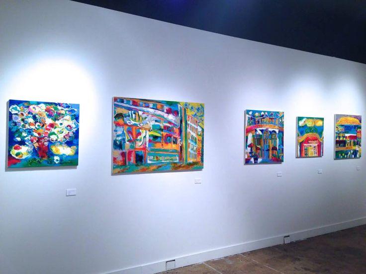 Taisuke Kinugasa exhibition at hpgrp GALLERY NEW YORK