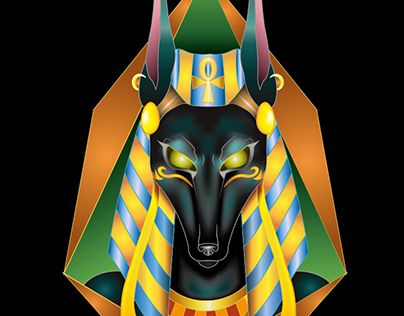 "Check out new work on my @Behance portfolio: ""Anubis""…"