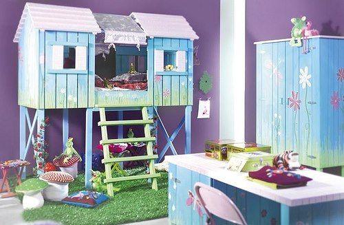 Habitaciones infantiles chulas, chulas, ¡chulísimas!