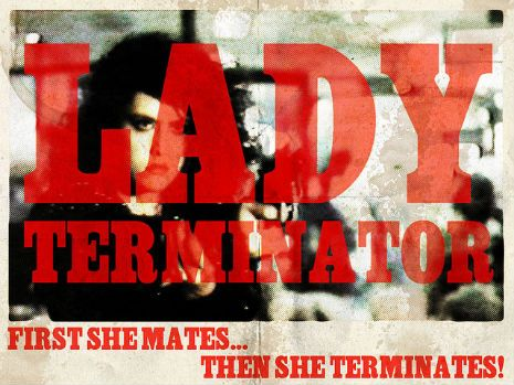 Lady Terminator - Indonesian grindhouse film from the 1980s