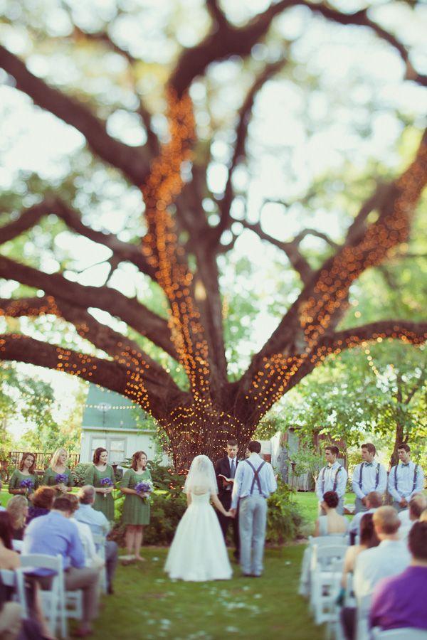 big willow tree ceremony