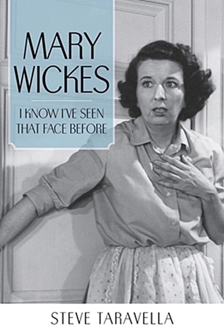 Mary Wickes | The Classic TV History Blog