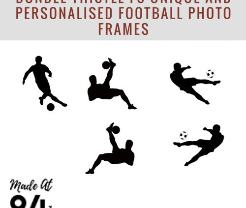 football photo frames - Are you looking for unique photo frames for Dundee Thistle FC? If the answer is yes we have some great football photo frames for The Dee's inside this post.