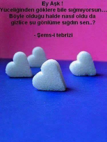ŞEMS-İ..TEBRİZİ..