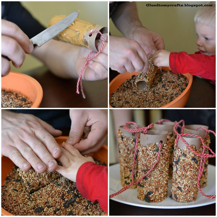 Birdhouse & Feeders With Supplies From The Home Depot #Digin #Ad - Glued To My Crafts