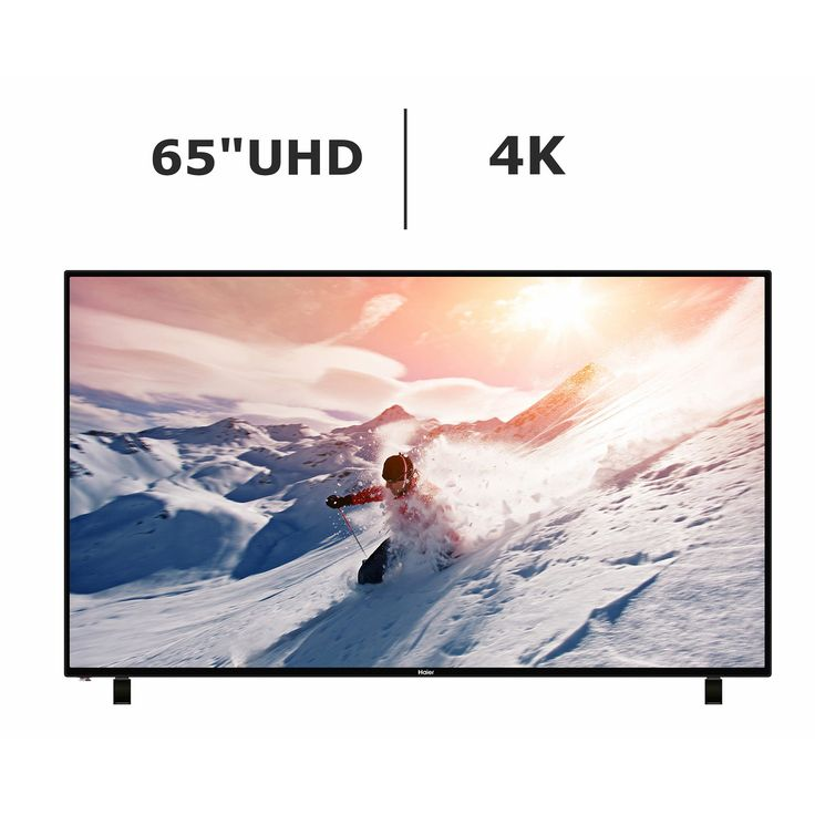 "65"" Haier 65UF2505 4K UHD LED HDTV $499.99  Free Shipping @ BJ's #LavaHot http://www.lavahotdeals.com/us/cheap/65-haier-65uf2505-4k-uhd-led-hdtv-499/195468?utm_source=pinterest&utm_medium=rss&utm_campaign=at_lavahotdealsus"