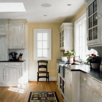 17 best ideas about Whitewash Kitchen Cabinets on Pinterest ...