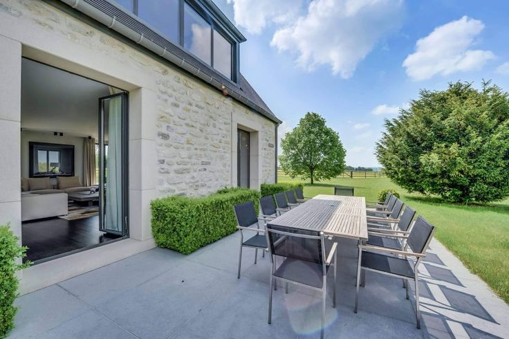 A Private Home in France Goes Up For Sale   HomeDSGN