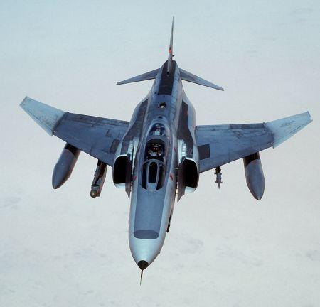 one of the planes my daddy flew. F-4E Phantom, Hahn AB, Germany George AFB, CA, Portland, OR ANG