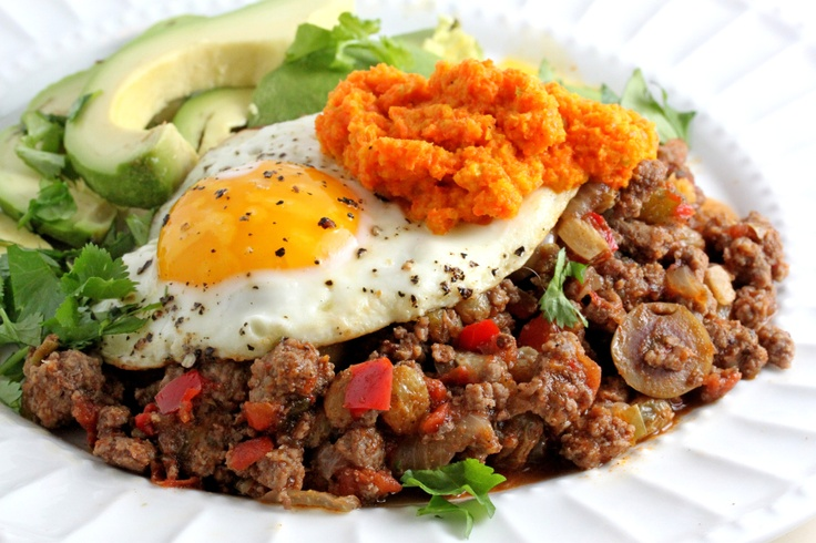 Cuban beef picadillo | Cooking | Pinterest
