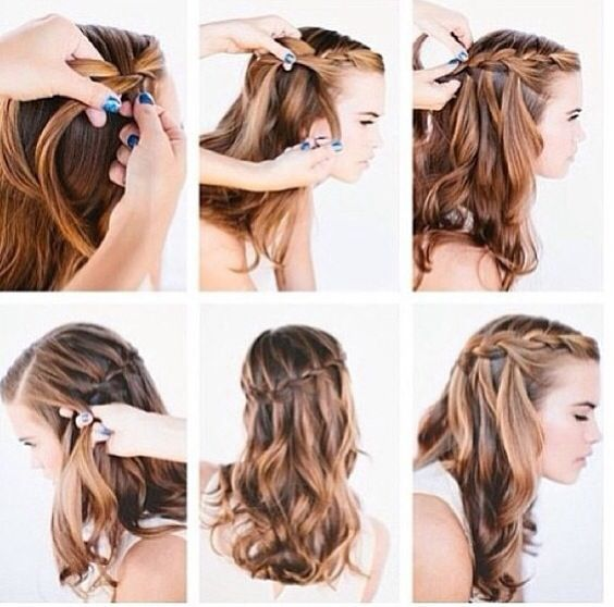 Prime 1000 Images About Hairstyles Tutorials On Pinterest Hairstyle Inspiration Daily Dogsangcom