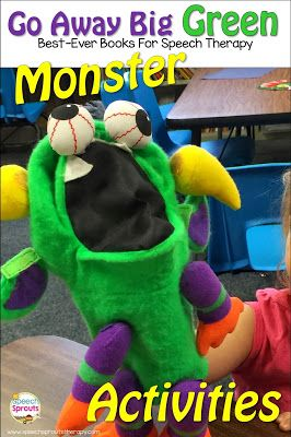 Monster Theme Activities, Lessons, Printables, and Teaching Ideas