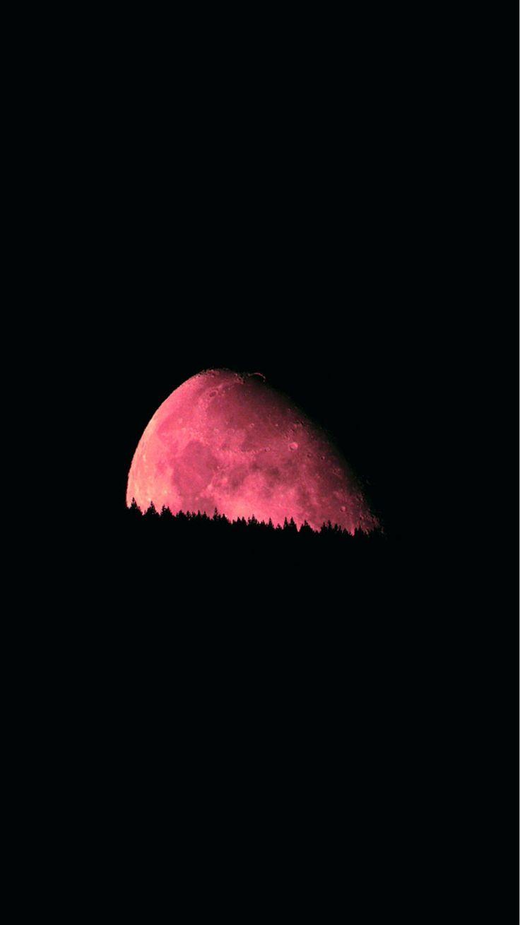 Wallpaper iphone moon - Big Red Moon Dark Night Iphone 6 Plus Wallpaper Iphone 6 Wallpapers Pinterest Red Moon Dark Night And Wallpaper