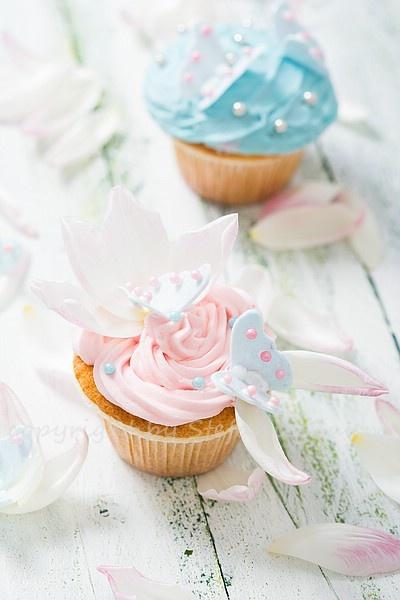 Buttercreme Cupcakes