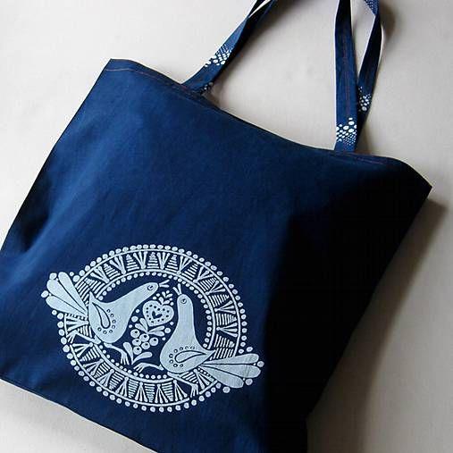 blueprint / TROCHA TRADICE - nákupní taška