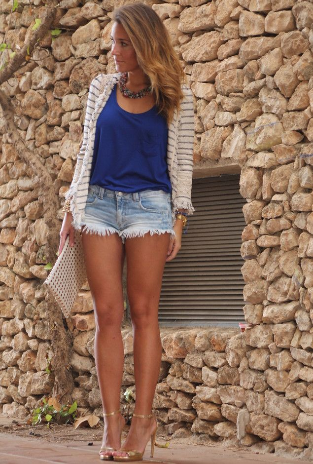 67 best Short Shorts and High Heels images on Pinterest ...