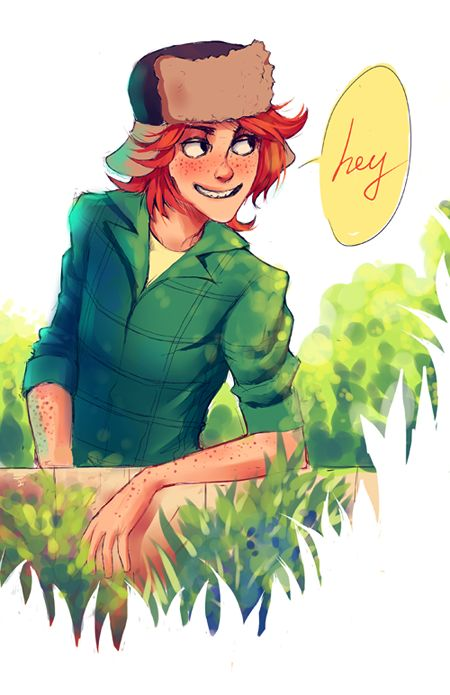 male wendy! *nosebleed* omg omggggggggg my hearto- but in Genderbend GF I would be male too, so this is hopeless.