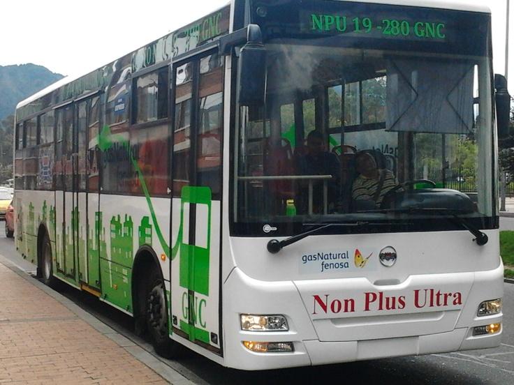 El camino correcto para el transporte en #Bogota. Tecnologías limpias para el #SITP