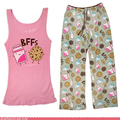 Send her pajamas that will tickle her soul and put a smile on her face. The prints are fun and colorful. A perfect way to entertain her lighter side.