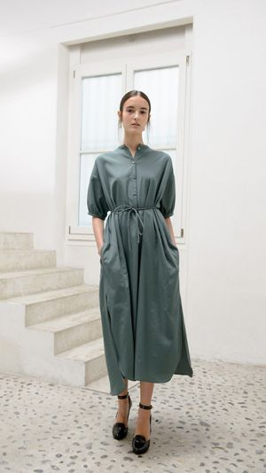 christophe lemaire SS14 (too bad it will look like a potato sack or a bathrobe on me)