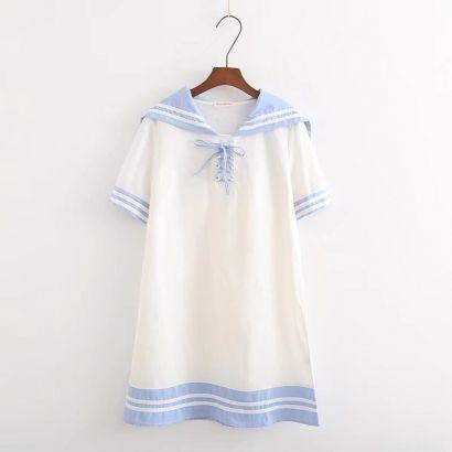 Váy thủy thủ mùa hè