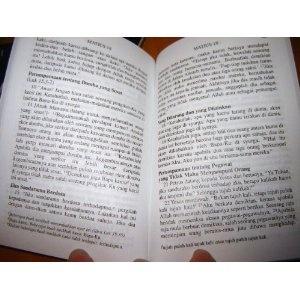 The Book of Matthew in Malay Language / Berita Baik Yang DiSampaikan Oleh MATIUS / Malaysian Gospel   $9.99