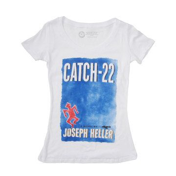 Fab.com | Out of Print: Catch-22 Tee Women's, at 14% off!