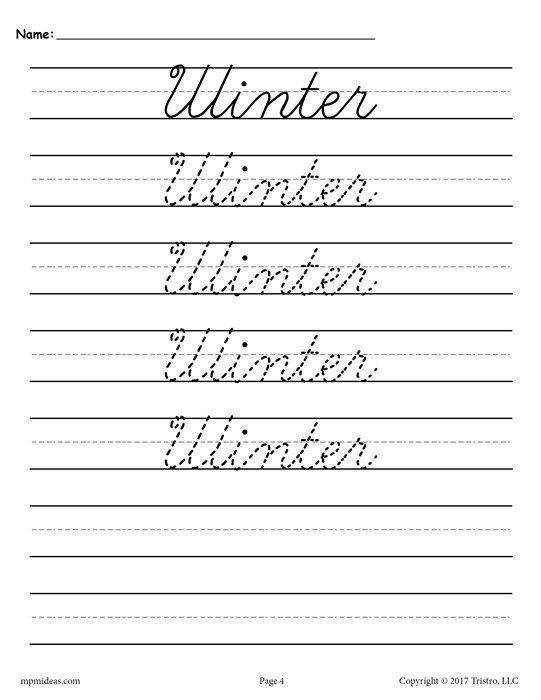 best 25 handwriting worksheets ideas on pinterest cursive handwriting practice letter. Black Bedroom Furniture Sets. Home Design Ideas