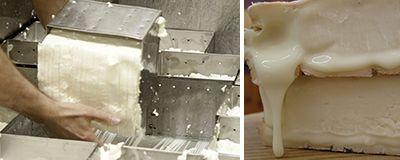 Produzione formaggi DOP