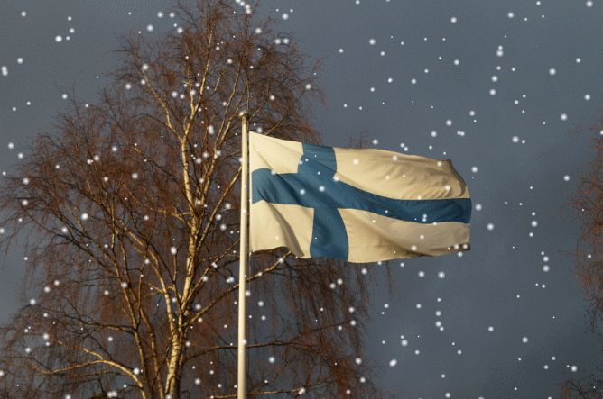 On the 6th of December Finland celebrates Independence Day. #holidays #tradition #independenceday