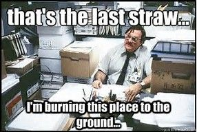 Image result for Office Space Meme