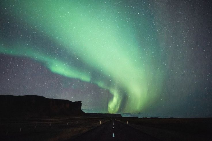 """""""Drove Until We Set Our Eyes on the Aurora"""" 