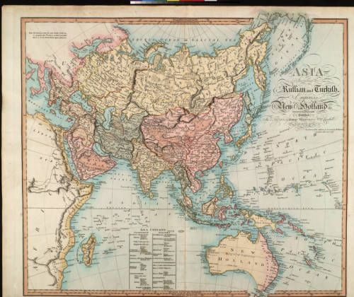 Asia : including the Russian and Turkish empires, New Holland. http://digitallibrary.usc.edu/cdm/ref/collection/p15799coll71/id/346