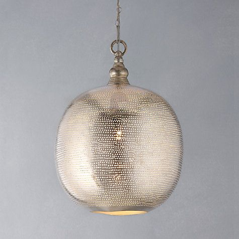 £215 and must fit a dimmer switch Buy Zenza Filisky Ball Ceiling Light Online at johnlewis.com