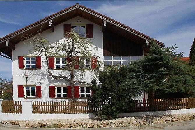 4 Sterne Ferienhaus Merkel in Diessen am Ammersee, Ferienwohnung Dießen, Ammersee, 4 Schlafzimmer, 8 Personen, Sauna, WLan,