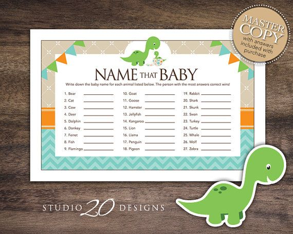 *********+*********    HOW TO PLAY:    Guests will leave smarter than when they arrived with this baby shower game! Players are asked to write