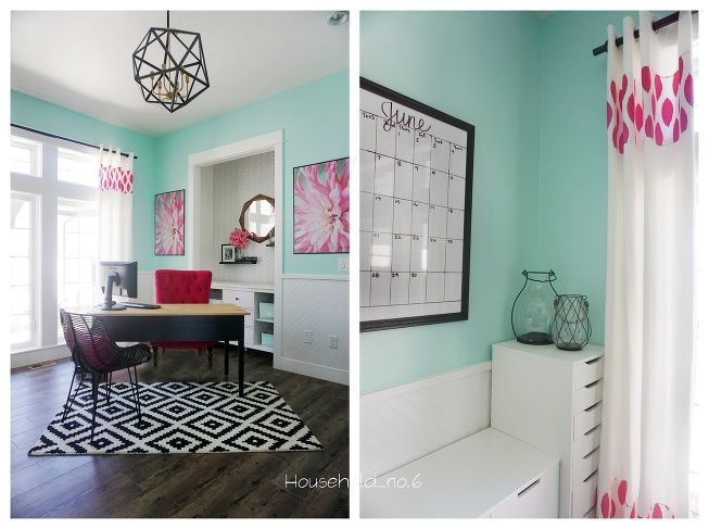 office space colors. office reveal household no6 space colors