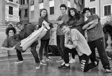 """Crew Monkeys Thugs"" - Rapallo  ""Stories of Street Performers …."""