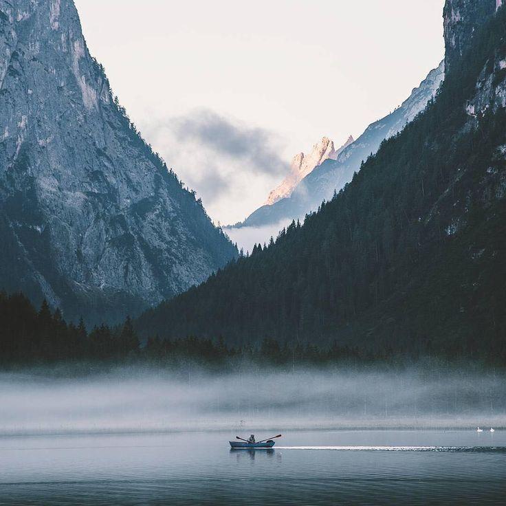 Lago Di Dobbiaco, South Tyrol, Italy  (@jannikobenhoff)