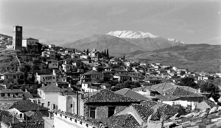 James Burke Ελλάδα 1959-1960 ,,