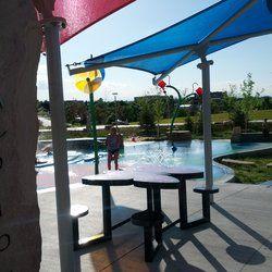 Centennial Center Park - Centennial, CO, United States. Splash playground