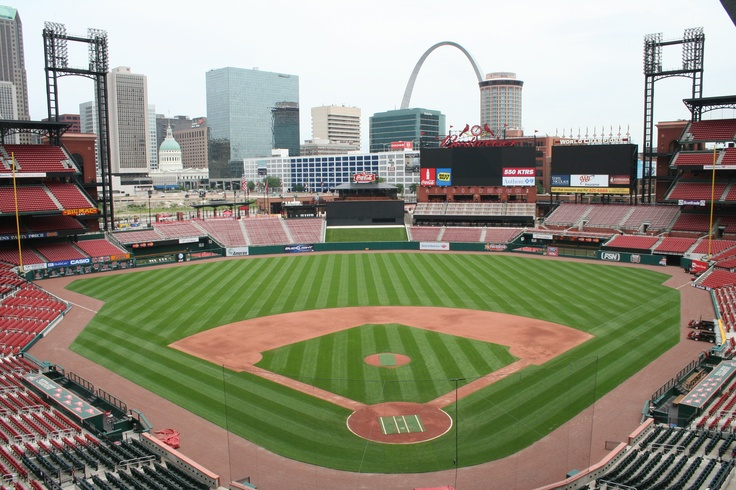 Busch Stadium, Saint Louis, otherwise known as awesome!