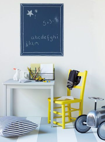 Refaire une chambre d'enfant : les nouvelles couleurs En savoir plus sur http://www.cotemaison.fr/chambre-et-bureau/diaporama/deco-chambre-fille-ou-garcon-des-nouvelles-idees_19367.html#4K6cpe39dIrqIutv.99