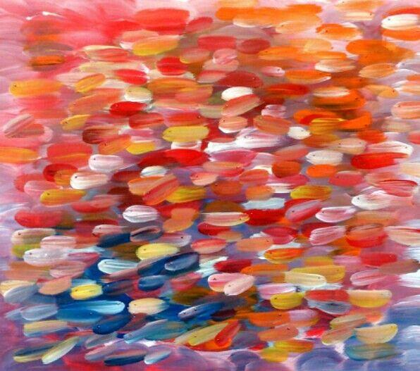 André Barnard Art  #colorfulart #colorfulpaintings #whimsicalart #whimsicalpaintings #quirkyart #quirkypaintings
